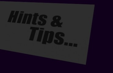 Blinds 2000 Hints and Tips