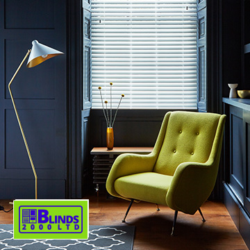 Venetian blinds by Blinds 2000