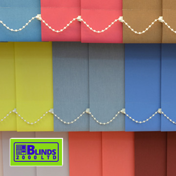 Blinds 2000 hints and tips colours